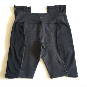 LULULEMON Side Panels Workout Leggings Size 10